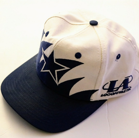 40d012756f4b8d Logo Athletics Other - Vintage Logo Athletics Dallas Cowboys Snapback Hat